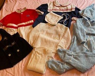 $16.00.....................Vintage Baby Clothing (B081)