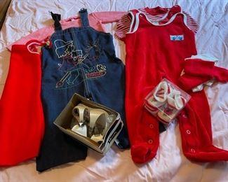 $16.00.............................Vintage Baby Clothing (B083)