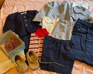 $20.00....................Vintage Baby Clothing (B082)