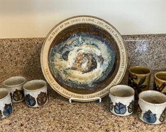 $12.00....................Pottery (B131)
