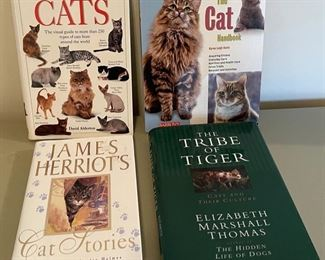 $25.00..................James Harriot's Cat Stories and more Cat Books (B141)
