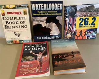 $16.00....................Running Books (B144)