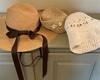 $12.00....................3 Women's Hats (B159)