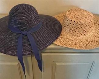 $10.00....................2 Women's Hats (B161)