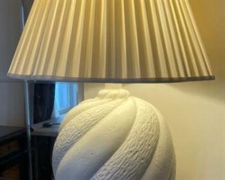 """$20.00...................Lamp 31"""" tall (B168)"""