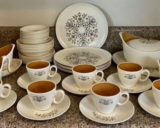"$150.00...............Oven Proof China ""Romanesque""   by Taylor Smith & Taylor  (B183)"