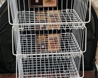 $16.00......................4 Large Stacking Baskets (B189)