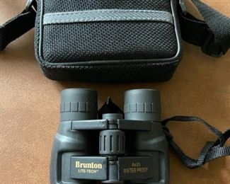 $50.00..................Brunton Binoculars 8x25 Waterproof (B218)