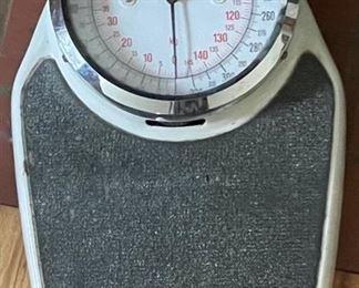 $40.00...................Seca 300 lbs Scale (B230)