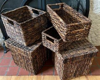 $25.00...................5 Baskets (B244)