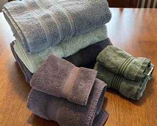$12.00..................Towels (B406)