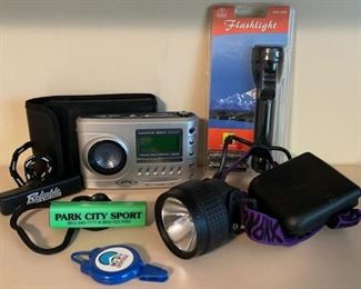 $25.00...................Camera, Flashlights, Headlamp and more (B423)
