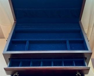 Open View Jewelry Box (B428)