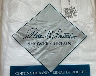 $12.00...............New Shower Curtain (B439)