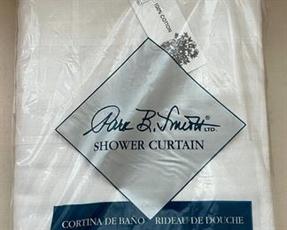 $12.00...............New Shower Curtain (B438)
