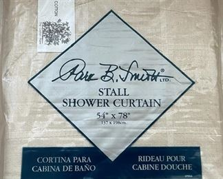 $12.00...............New Shower Curtain (B440)