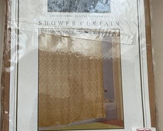 $8.00...............New Shower Curtain (B442)