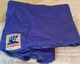 $30.00.....................Caribou Sleeping Bag (B462)