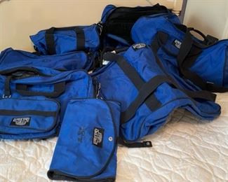 $80.00.....................9 Lands End Bags *do have initials embroidered on (B463)