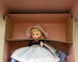 $30.00...........Madam Alexander Doll with Original Box (B480)