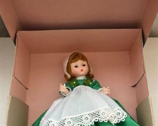 $30.00...........Madam Alexander Doll with Original Box (B481)