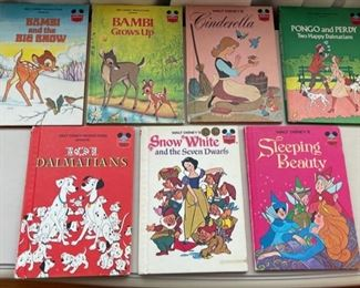 $40.00........................Classic Disney Productions Books (B498)