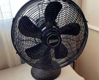 $30.00....................Holmes Wicker Looking Fan (B500)