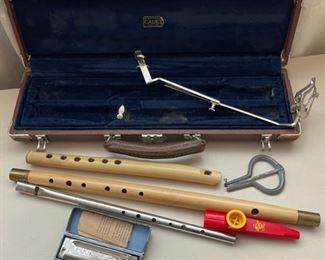 $16.00.....................Flute Case, Recorders and more (B502)