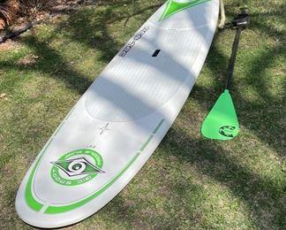 "$400.00..................Big Sport 9'6""  Paddle Board & Paddle  (B540)"