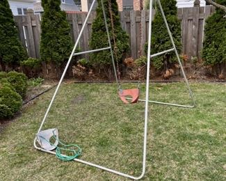 $30.00........................Toddler Swing with extra swing (B541)