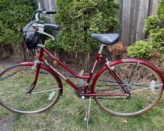 $300.00..................Schwinn World Tour Bike (B569)