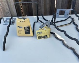 $20.00....................Hose Hanger and Flip up Tool Hangers (B582)