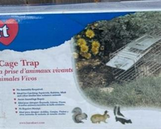 $12.00................Small Animal Havahart Live Trap (B580)