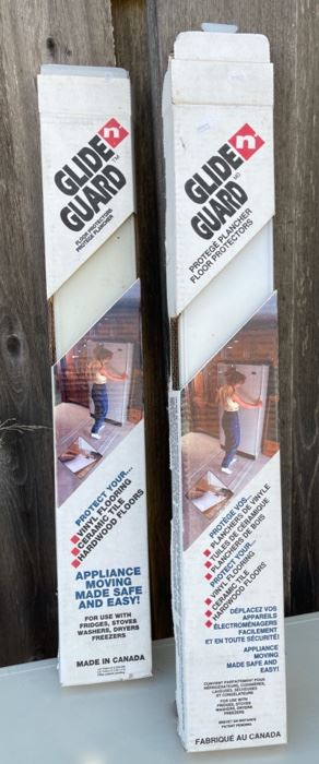 $15.00 each ...................one box of Glide Guards (B593)