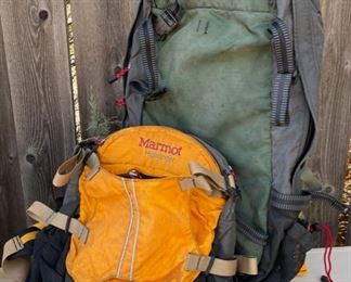 $12.00....................Marmot Backpacks (B592)