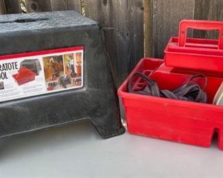 $12.00.................Stool Tool Box Combo (B610)
