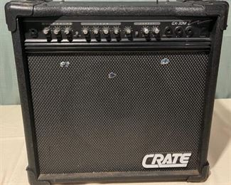 $75.00.................Crate CX 30M Guitar Amp (B658)