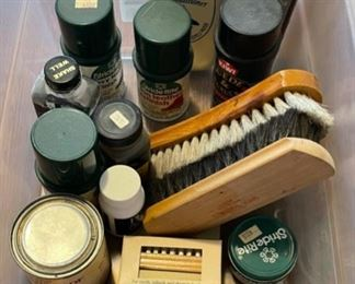$6.00.................Shoe Shine Brushes and Products (B798)