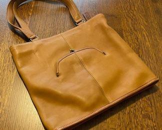 $50.00...................Vintage Coach Tote Bag (B790)