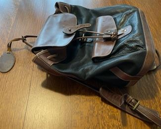 $25.00..................Fossil Backpack (B778)