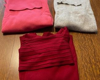 $30.00........................3 Large Wool Sweaters (B763)