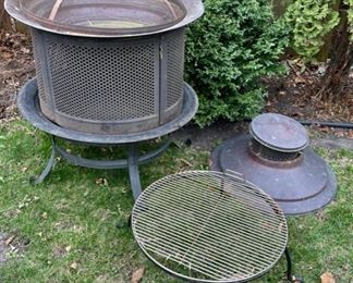 $10.00.................Fire pit and more (B834)