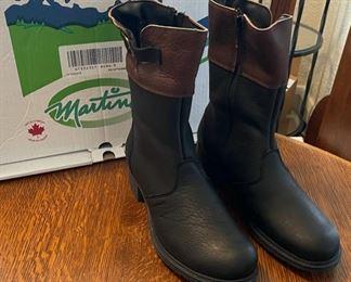 $25.00.................Martino Boots size 9 (B822)