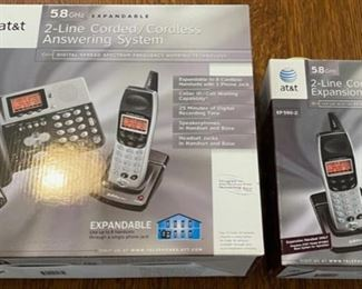 $30.00....................At & t Telephones (B806)