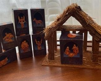 $50.00.....................Nativity Set (B807)