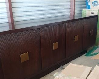 $1,100.00.  Bernhard Buffet Console.  dimensions 7' x 20d x 32 h. Excellent condition.