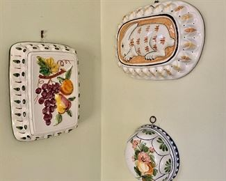 Wall view; each item sold and priced separately