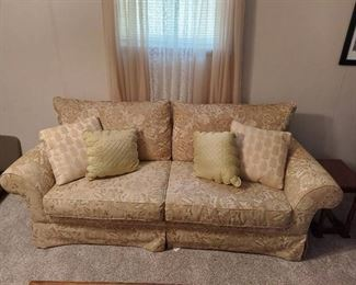 Broyhill Sofa and Loveseat - Clean