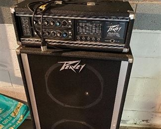 Peavey Bass Mark IV Series