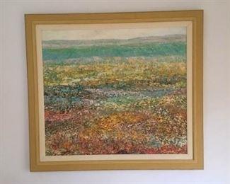 Original Oil by Edna Drews
